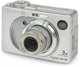 Sony DSC-W1 [Foto: MediaNord]