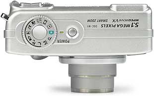 Sony DSC-W1- oben [Foto: MediaNord]