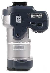 Sony Mavica MVC-CD1000 Unterseite [Foto: MediaNord]
