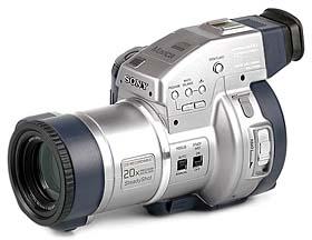 Sony Mavica MVC-CD1000 [Foto: MediaNord]