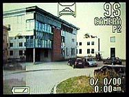 Casio QV-5500SX, Displayanzeige im Panoramamodua