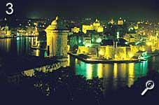 Bild 3: Nacht auf Malta [Foto: Jügen Rautenberg]