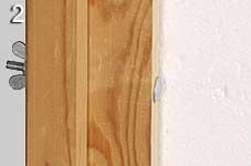Bild 2: Detail 1 der Styroporplatten-Befestigung [Foto: MediaNord]