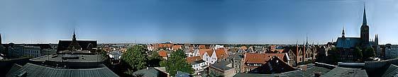 Lübeck vom Koberg