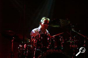 Bild 2: Detailaufnahme Drummer [Foto: MediaNord]