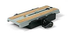 Schnellwechselplatte mit Gewichtsausgleich
