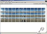 Bild2: Die Originalaufnahmen (Ausschnitt) [Screenshot: MediaNord]