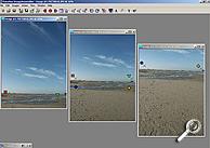 Bild4: Zusammensetzung eines Hochformatbildes  [Screenshot: MediaNord]
