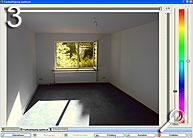 Bildoptimierungen 2 - Farbsättigung [Screenshot: MediaNord]