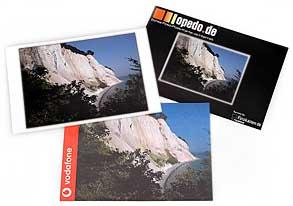 Auswahl an Fotopostkarten [Foto: MediaNord]