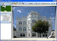 Fototipp - Verzeichnungen korrigieren- Bildausschnitt festlegen [Screenshot: MediaNord]