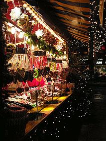 Bild 1: Weihnachtsmarkt [Foto: Benjamin Kirchheim]