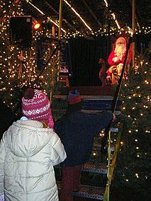 Bild 2: Weihnachtsmann [Foto: Benjamin Kirchheim]
