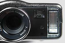 Nikon Coolpix 950 -- eingebauter Blitz